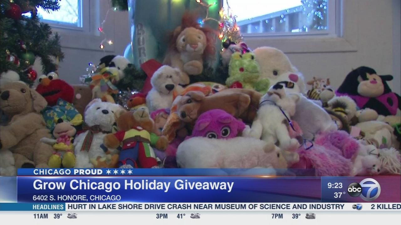 I Grow Chicago Holiday Giveaway