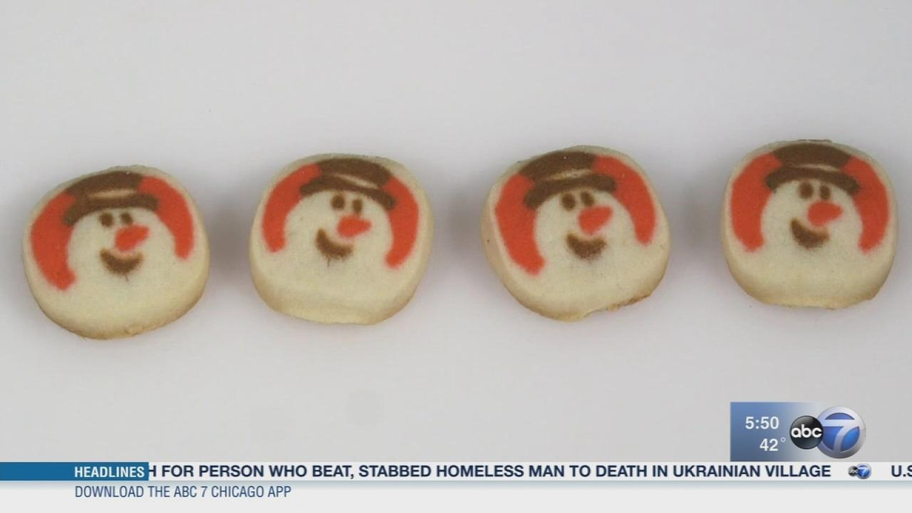 Consumer Reports: 100 calories of Christmas cookies