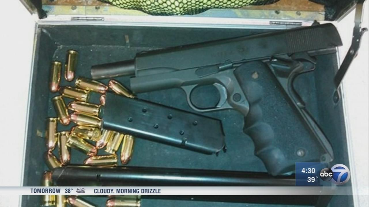 50 arrested after Chicago police infiltrate Facebook groups selling guns, drugs