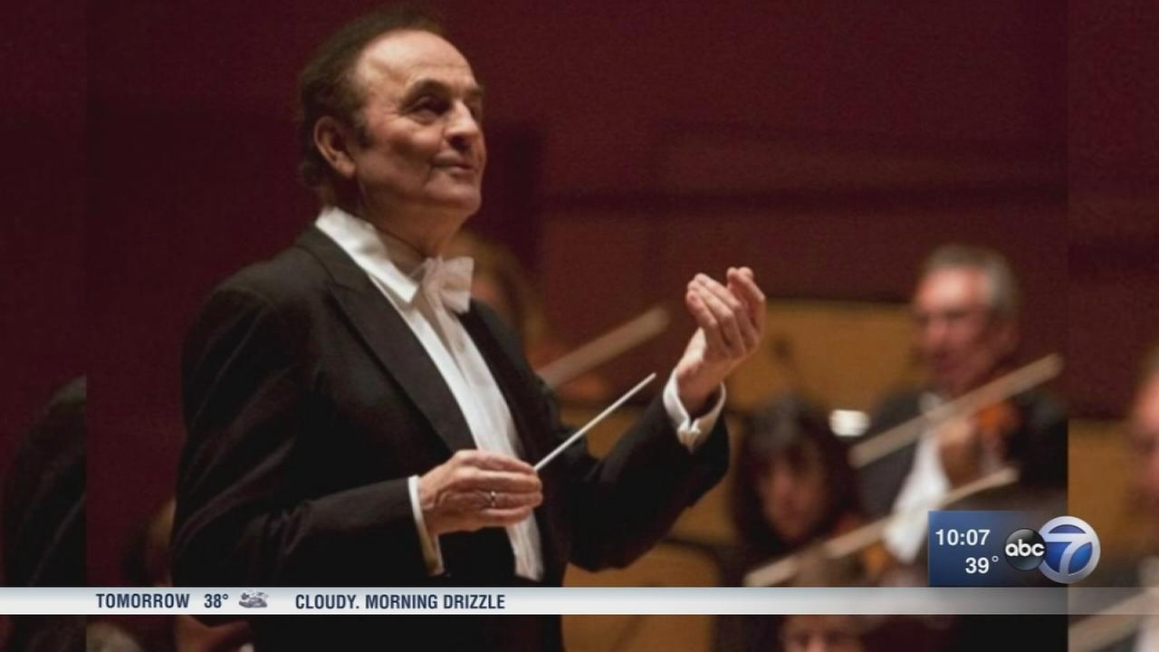 Chicago Symphony guest conductor accused in sex scandal