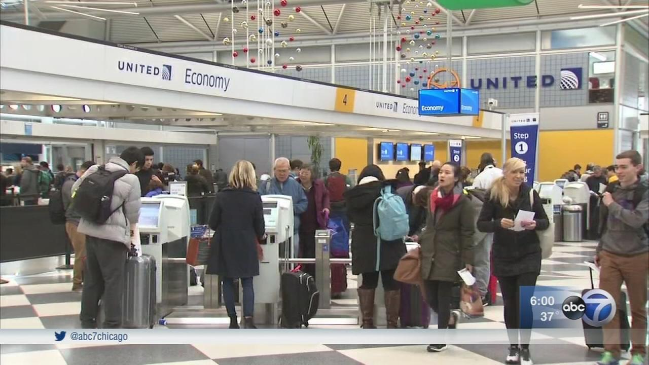 Friday is busiest day for air travel during holidays