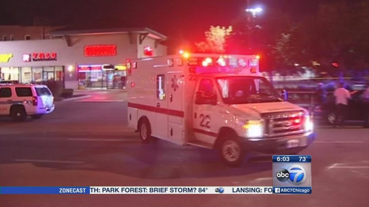 4 shot in Grand Crossing