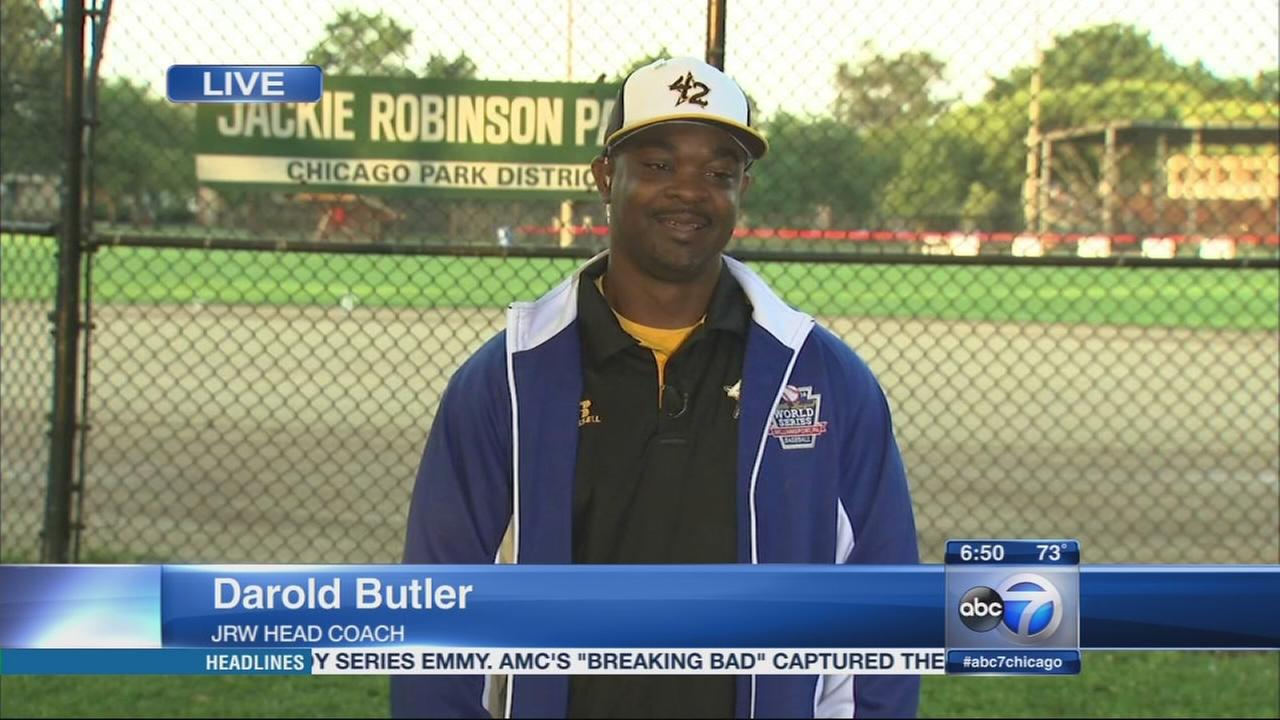 JRW Head Coach Darold Butler