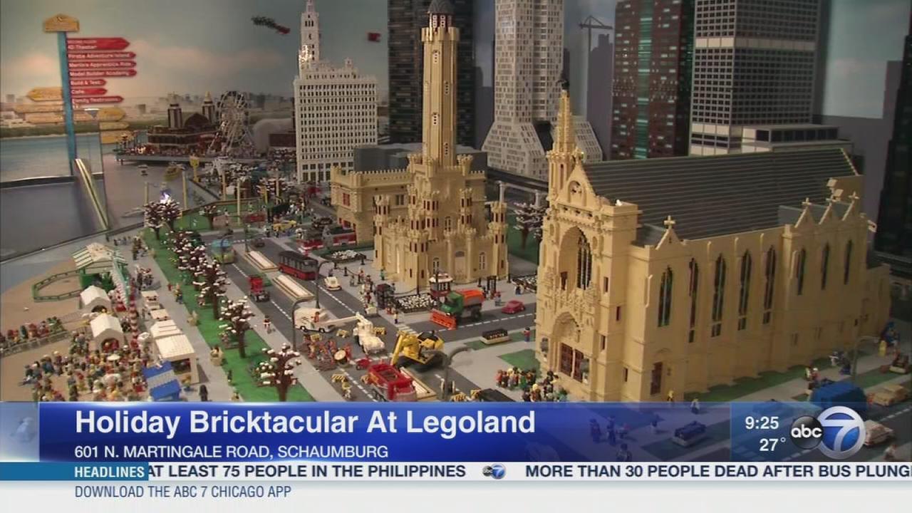Holiday Bricktacular at Legoland