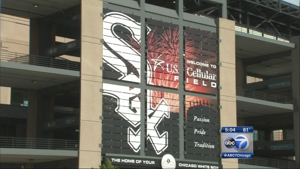 US Cellular Field expecting large crowd for JRW parade