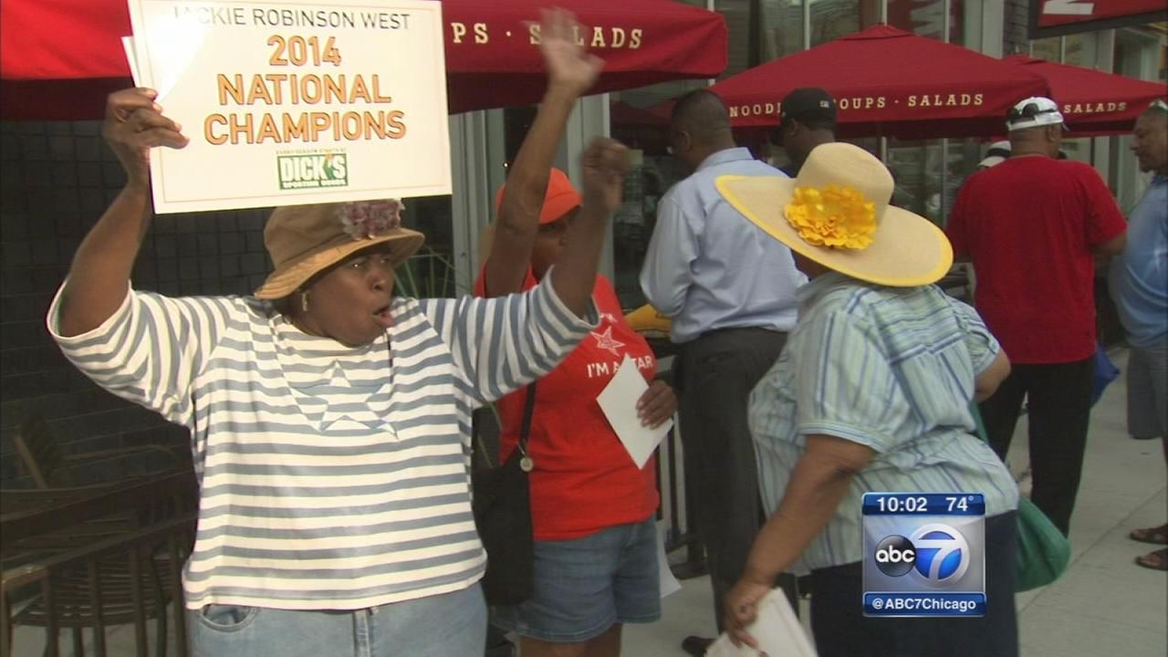 Chicago set to celebrate Jackie Robinson West