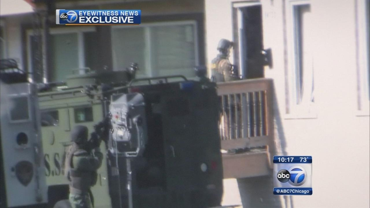 Harvey hostage negotiators inside look at standoff