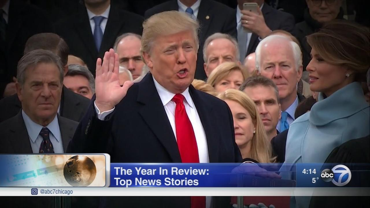 The Year in Review: Top News Stories