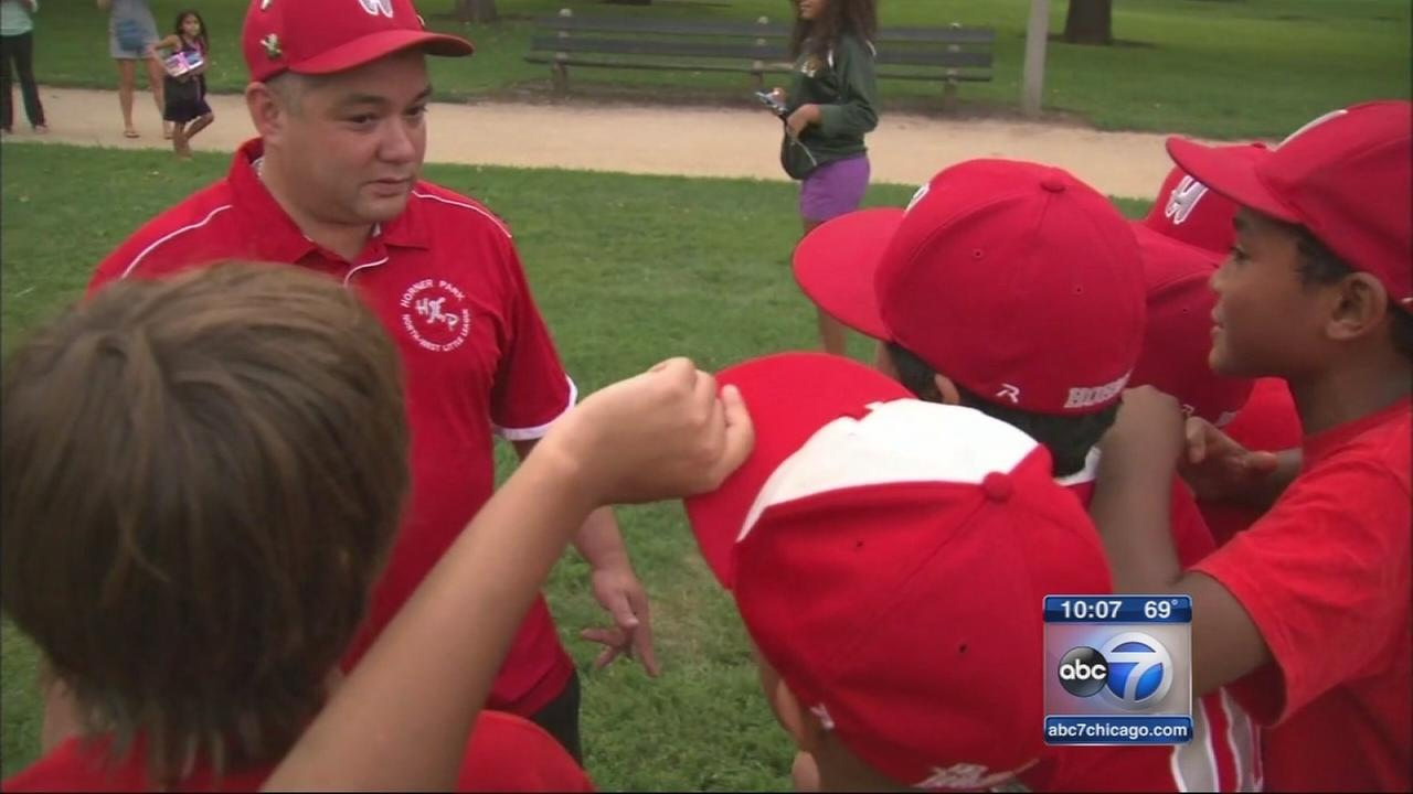 Jackie Robinson Wests accomplishments spark hope for Chicago kids