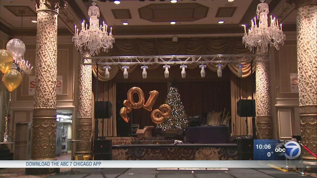 Chicago prepares to ring in 2018