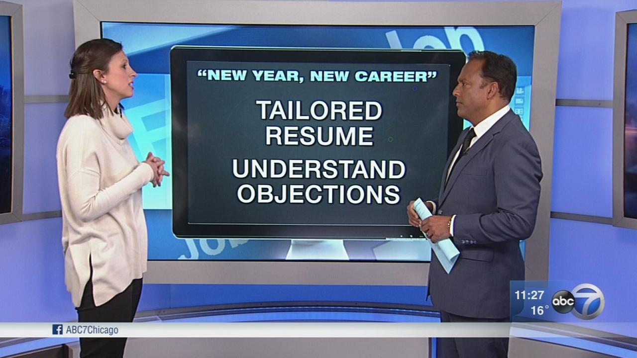 Tips for finding a new career