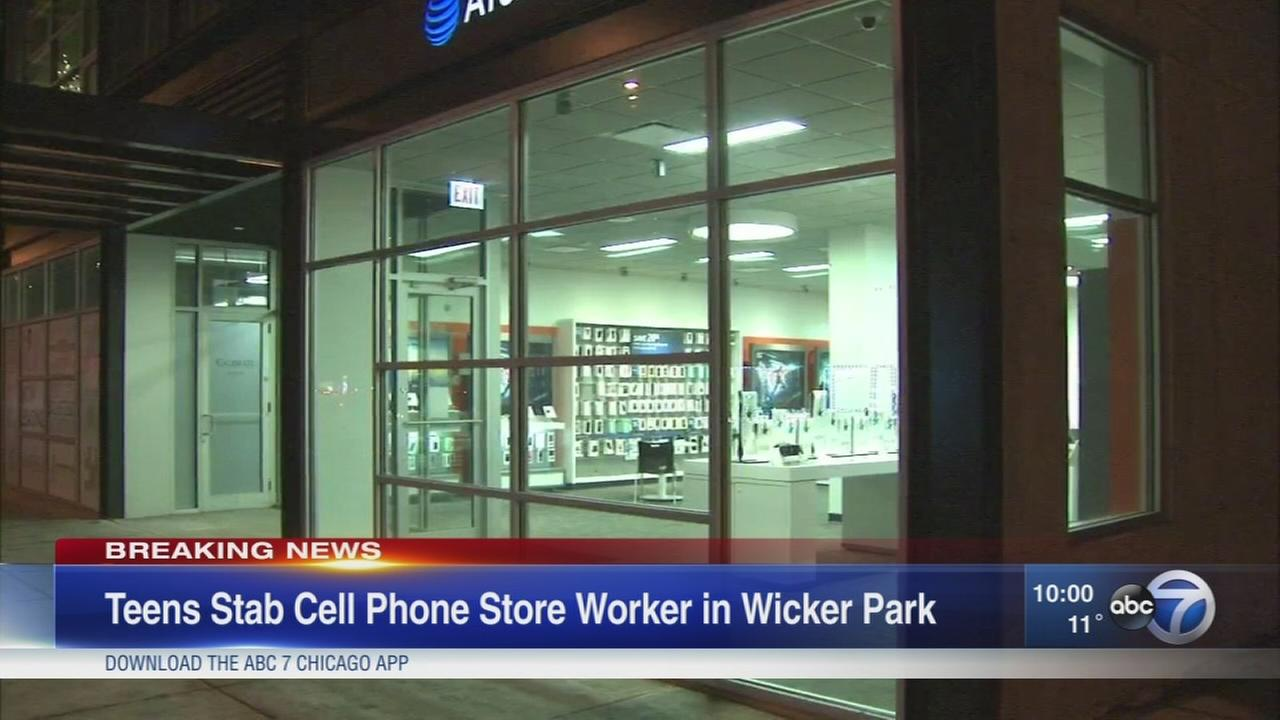 Man stabbed at Wicker Park store during attempted theft
