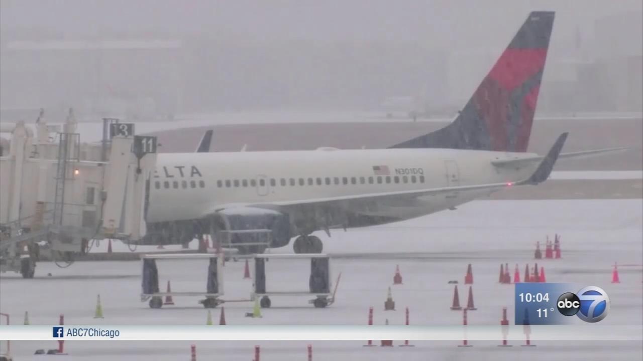 Winter storm threatens East Coast, bringing temps colder than Mars
