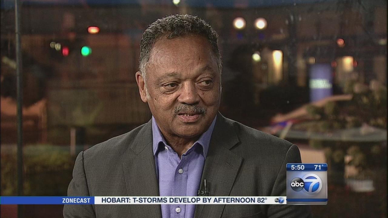 Rev. Jesse Jackson to take JRW to Disney World