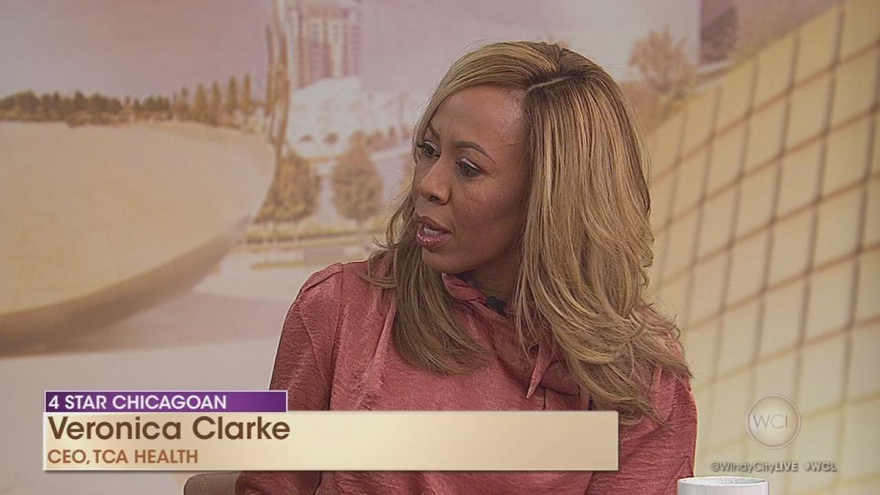 4 Star Chicagoan: Veronica Clarke, CEO of TCA Health