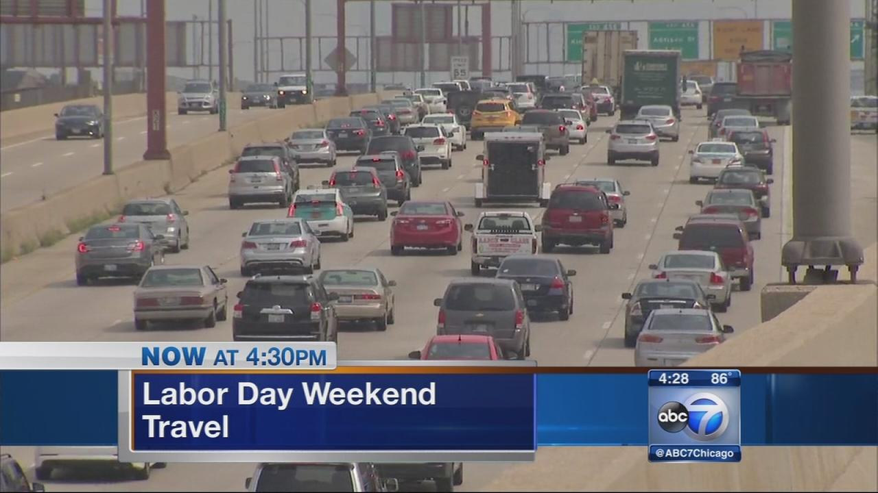 Labor Day travel increases by 5 percent at Chicago airports