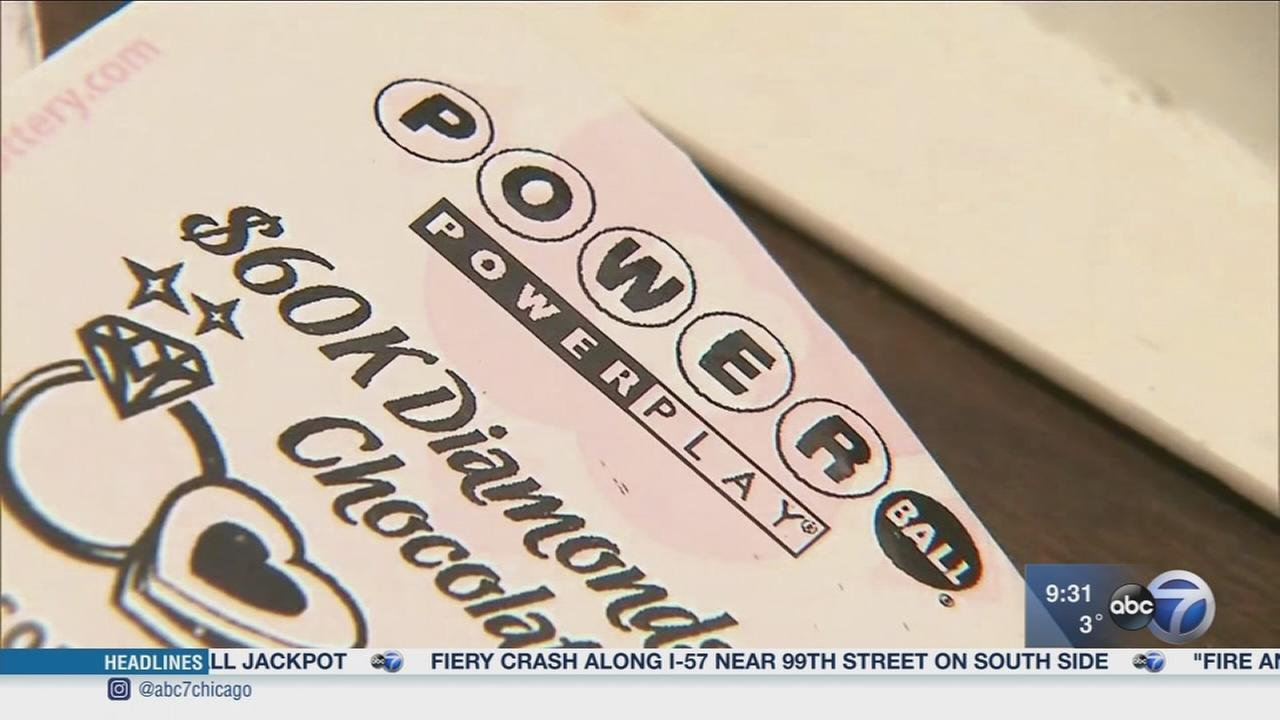 Powerball jackpot grows to $570 million