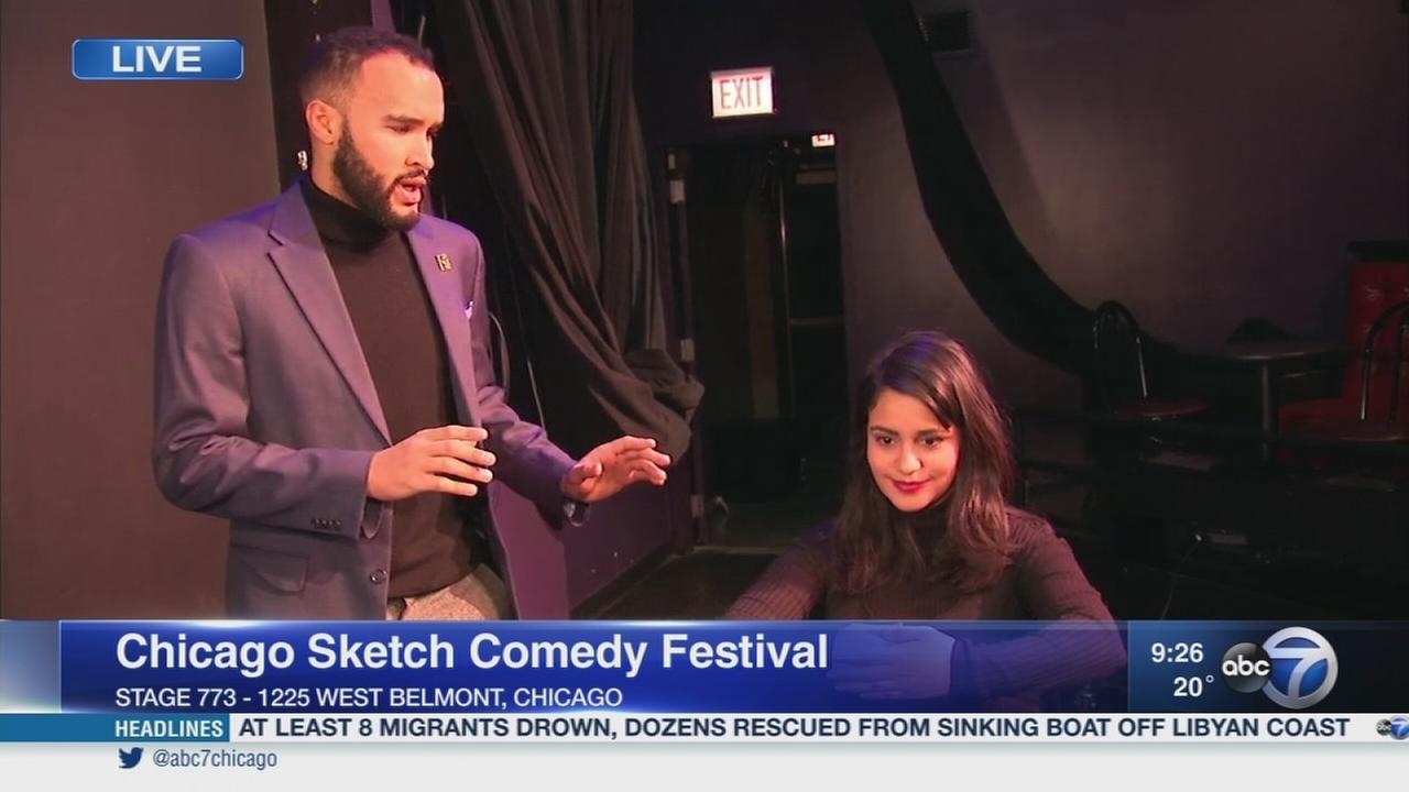 Chicago Sketch Comedy Festival starts this week
