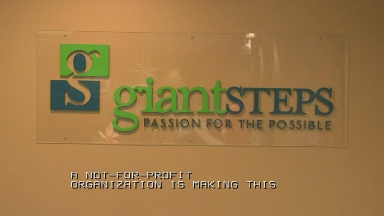 Giant Steps develops autism training program