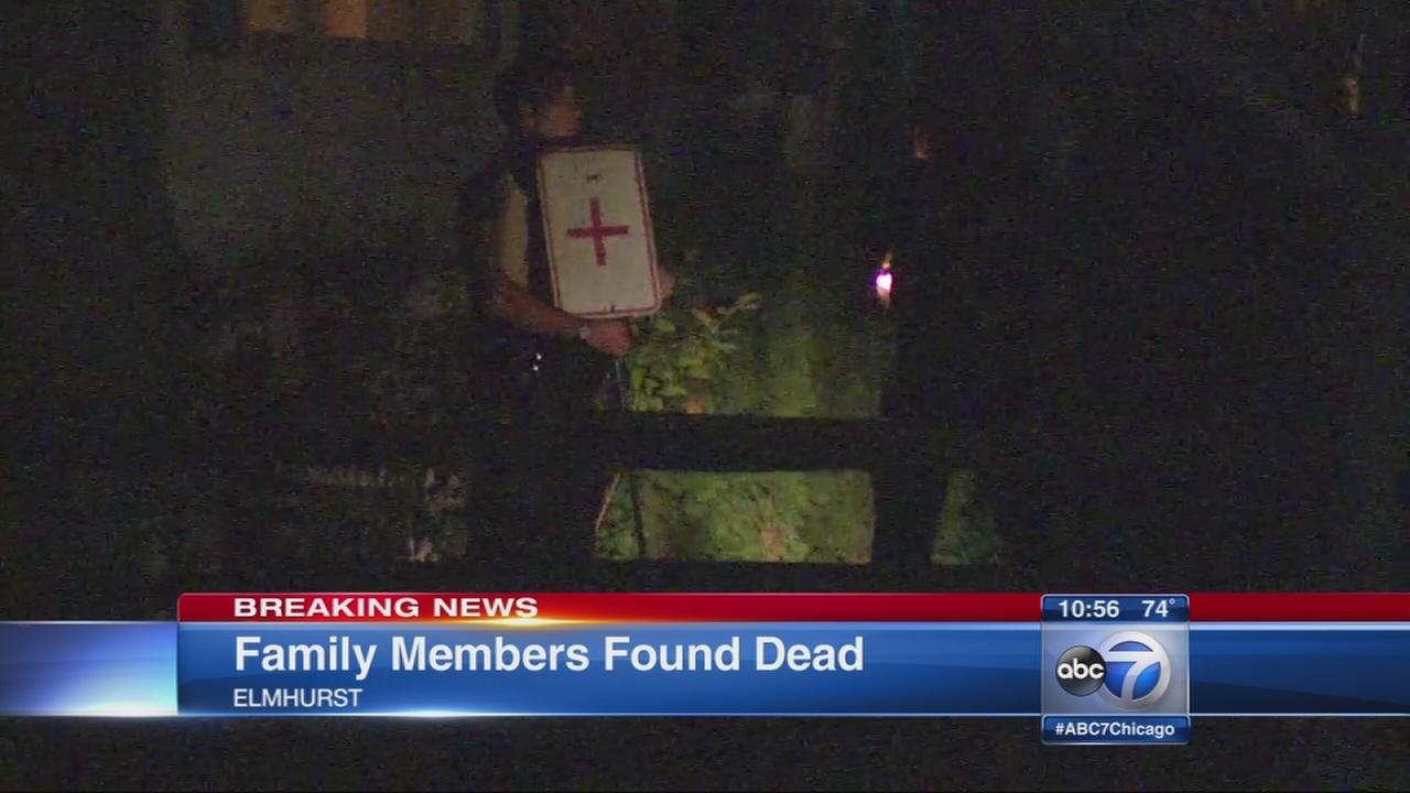 ?Several? family members found dead inside Elmhurst home