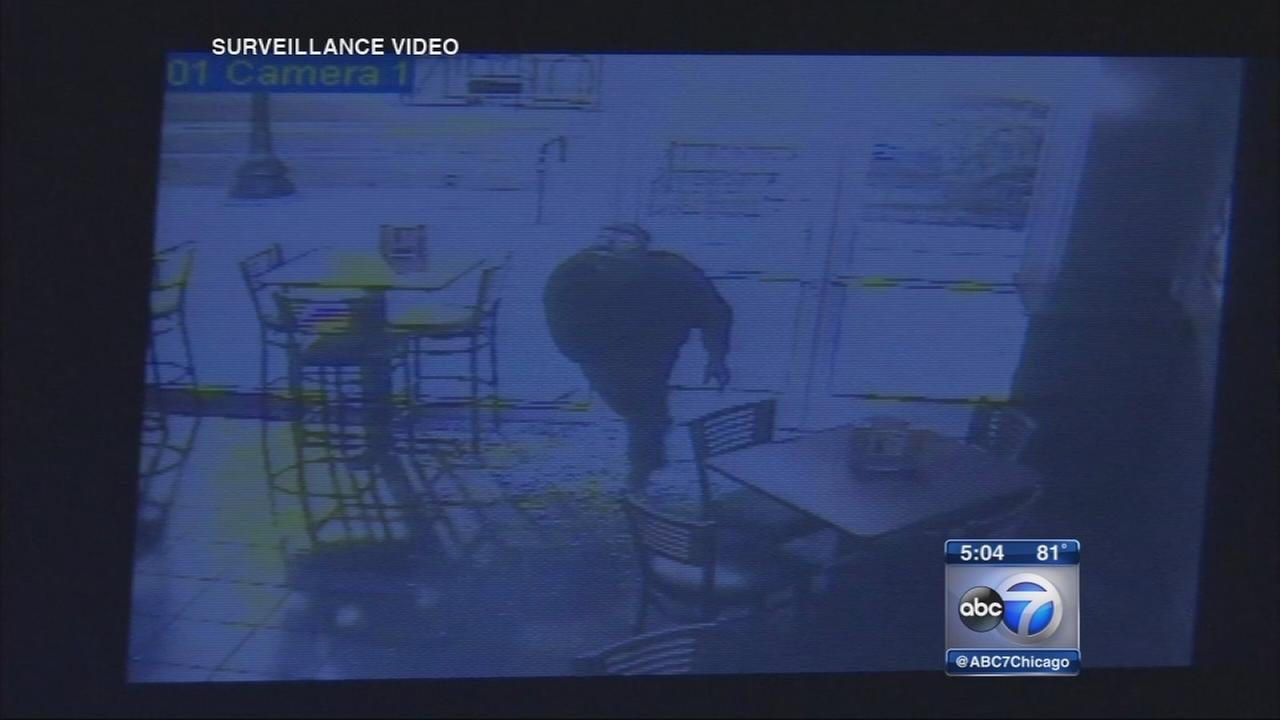 South Loop restaurant robbed twice