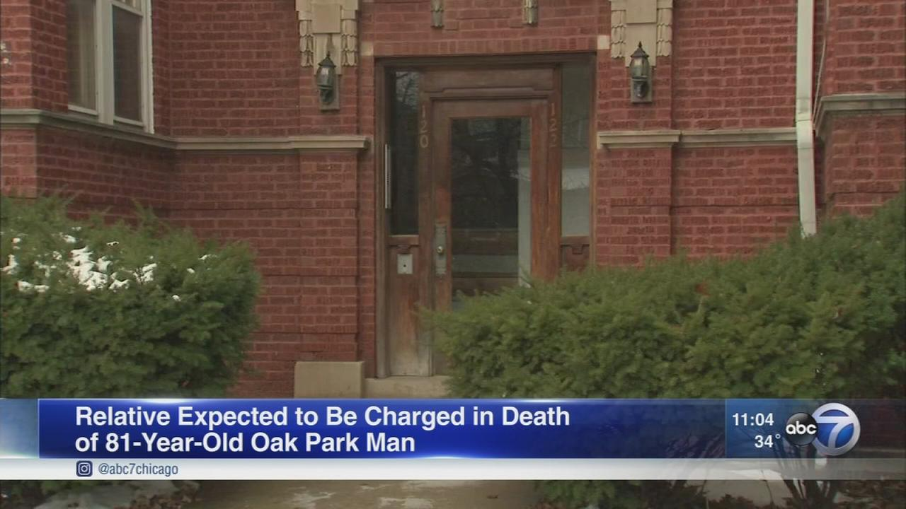 Oak Park police: Relative to be charged in murder of 81-year-old man