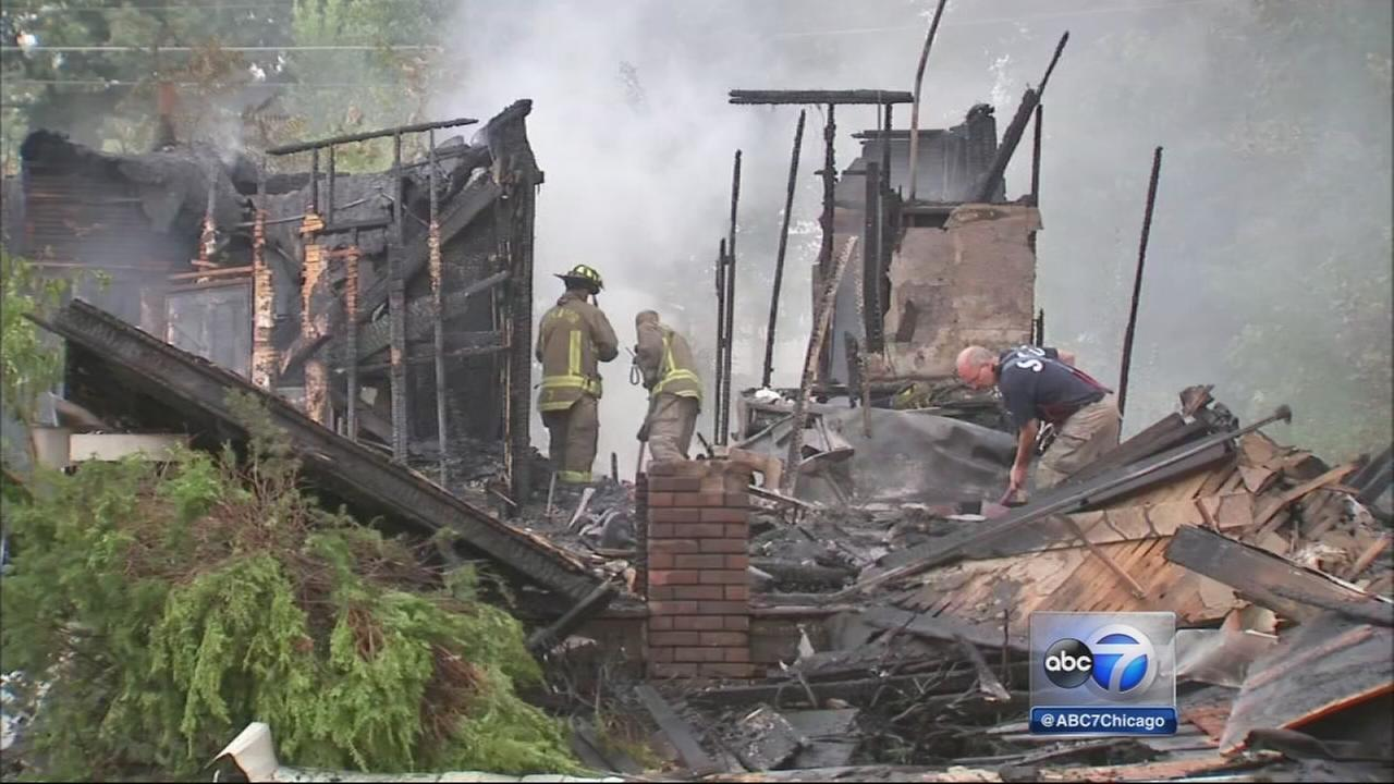 Ethel Davison killed in Streator home explosion, son says
