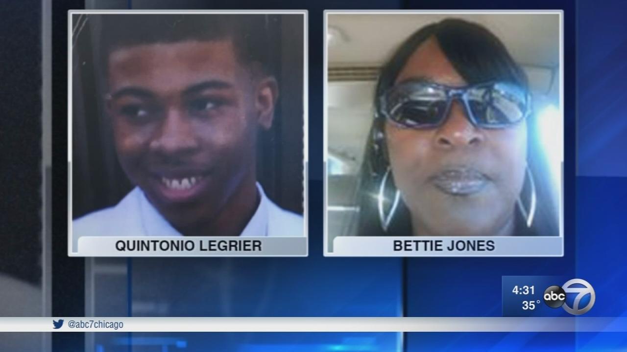 Community leaders question COPA over LeGrier, Jones