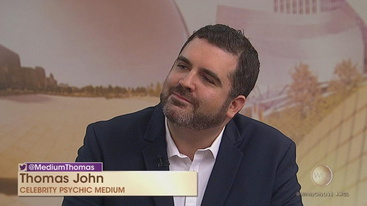 Thomas John shares his 2018 psychic predictions