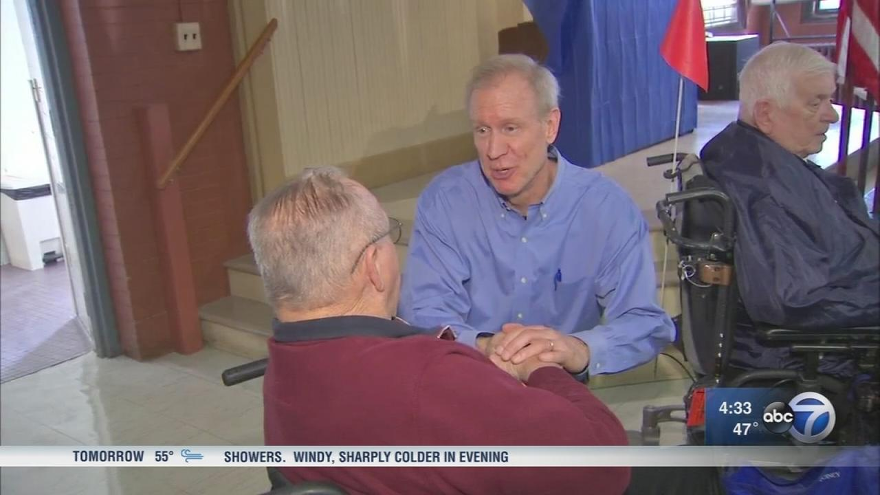 Rauner ends stay at veterans home plagued by Legionnaires