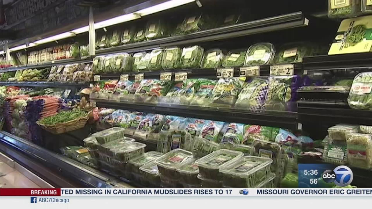 Consumer Reports: 7 new E. coli cases; continue avoiding romaine lettuce