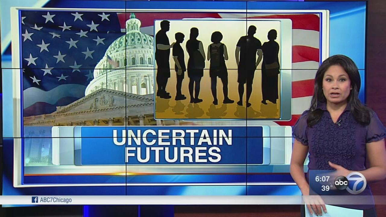 DACA recipients face uncertain future