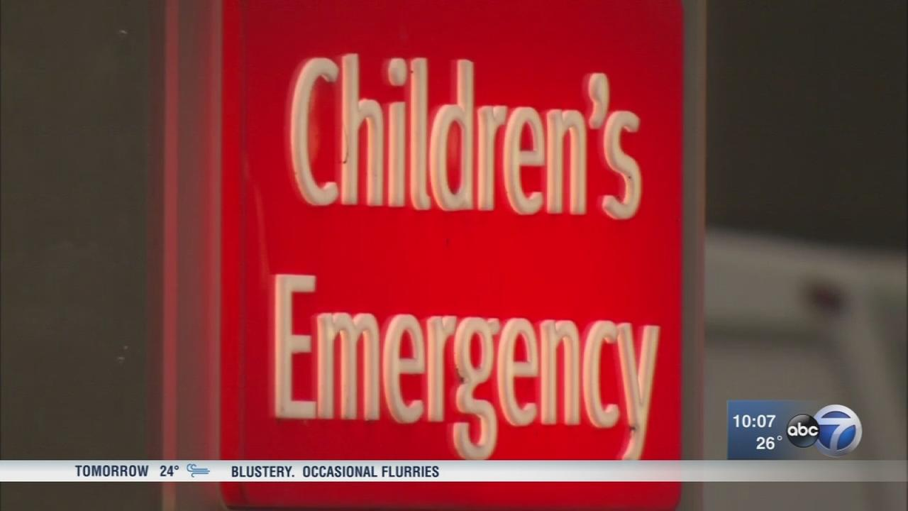 Children with flu symptoms should visit pediatrician, not ER, doctors say