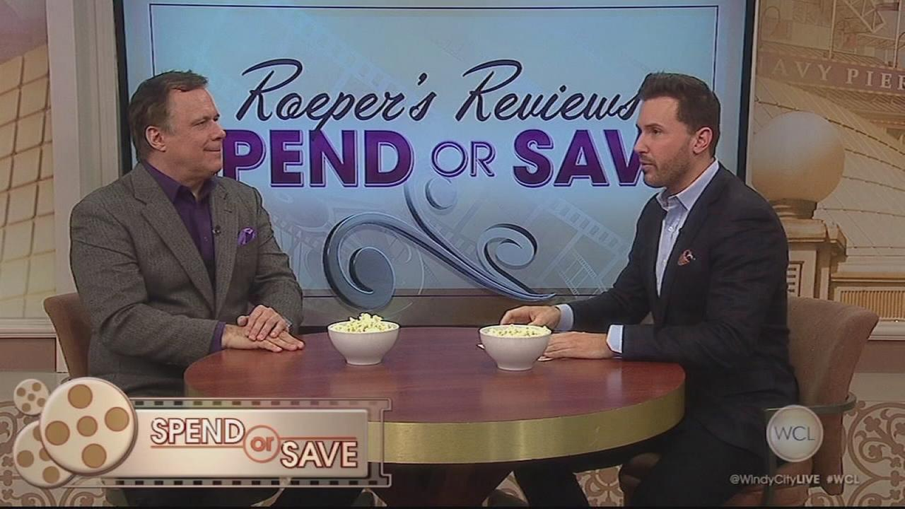 Spend or Save: Film critic Richard Roepers movie picks