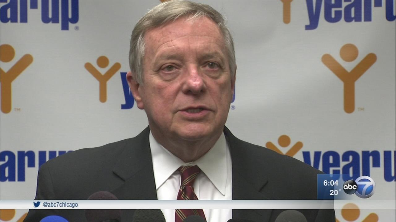 Durbin confirms Trump s***hole remark, says language was hate-filled, vile and racist
