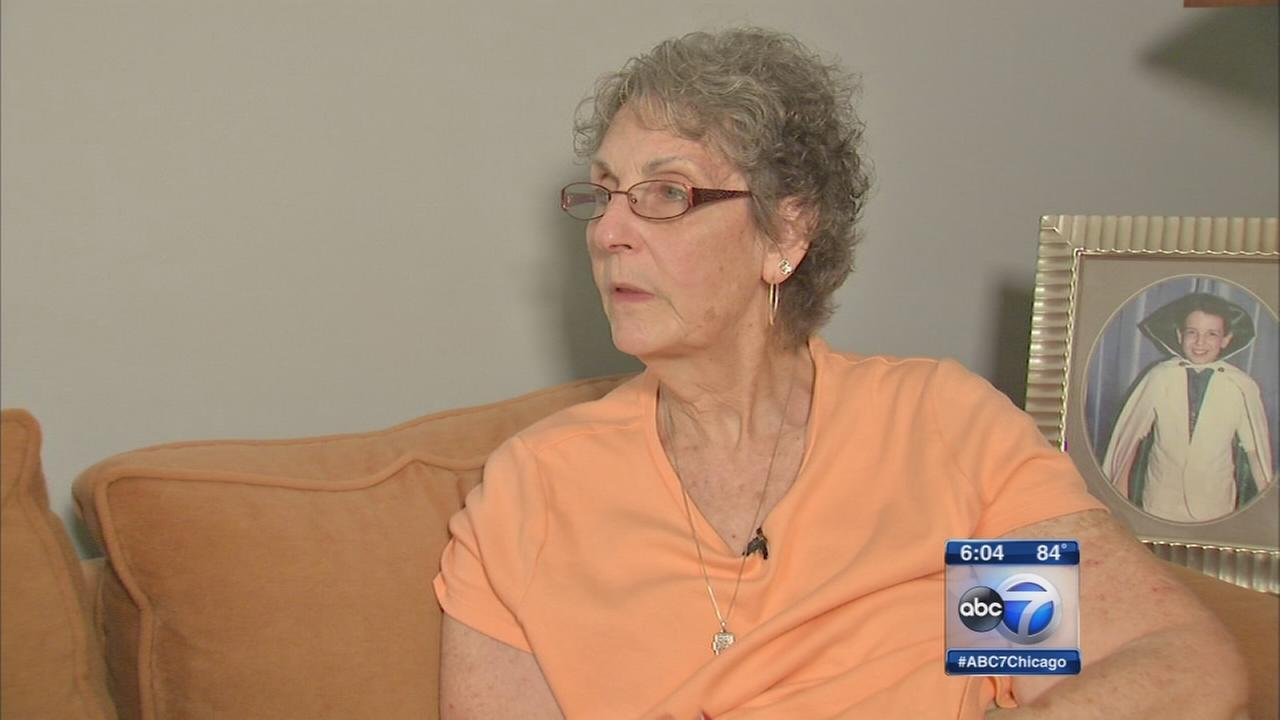 Mother discusses calls from alleged killer Robert Serritella