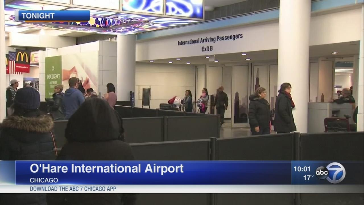 2nd person with measles may have exposed others at OHare, elsewhere