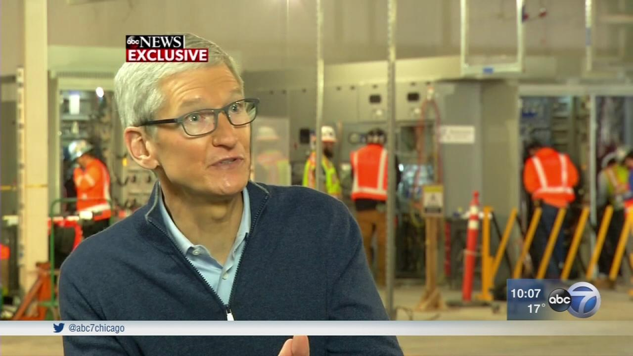 Apple banks on tax break to build 2nd campus, hire 20,000