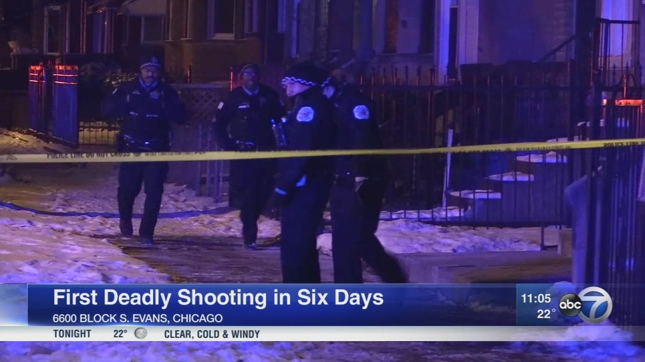2 killed in Chicagos 1st deadly shooting in 6 days