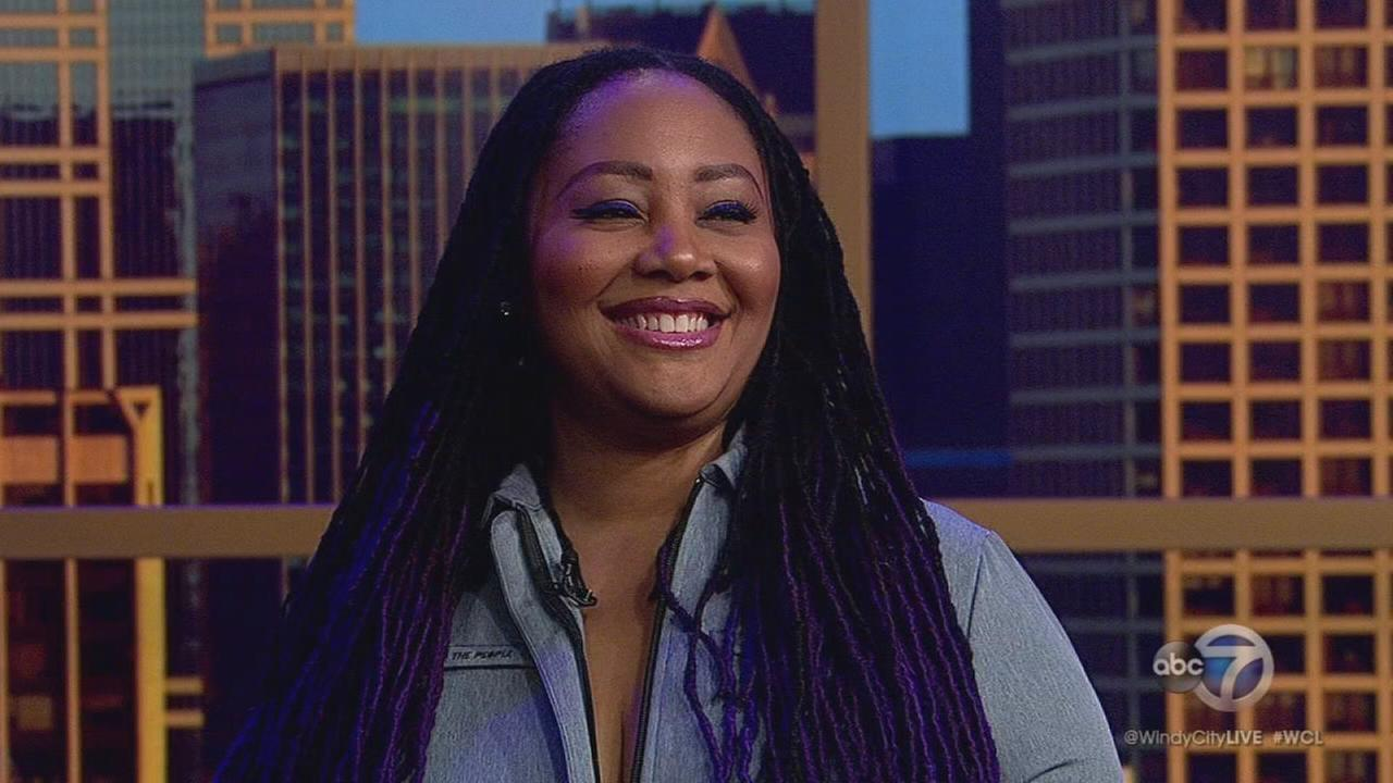 5-time Grammy winner Lalah Hathaway performs
