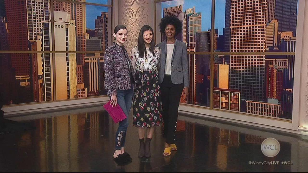 Ann Taylor Spring fashion preview