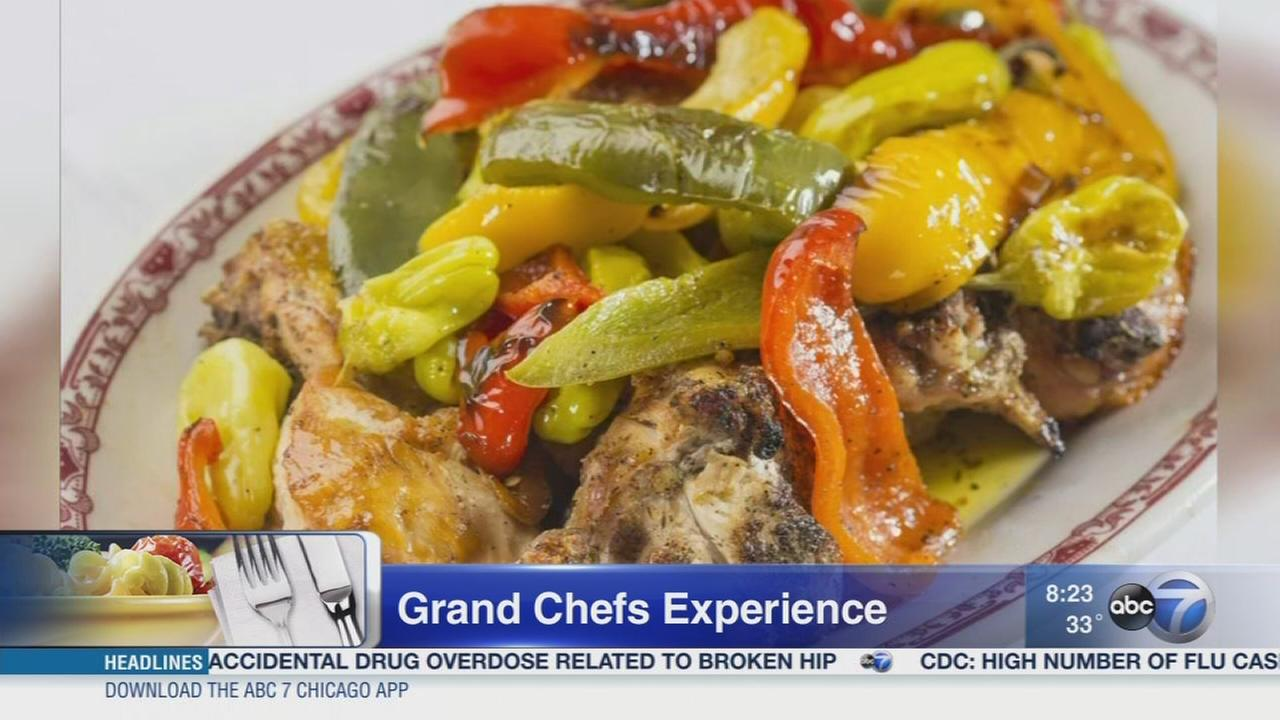 Grand Chefs Experience on Feb. 2 supports cystic fibrosis