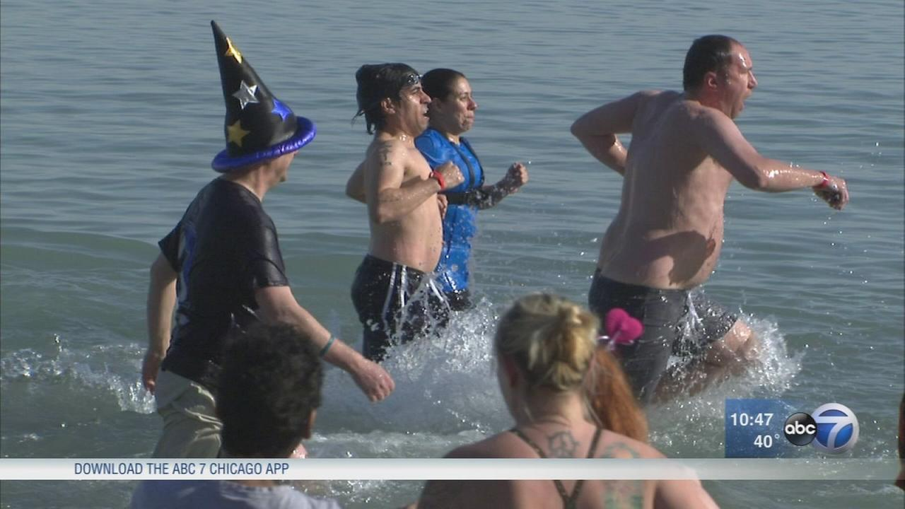 Its cold: Annual Polar Plunge held Saturday