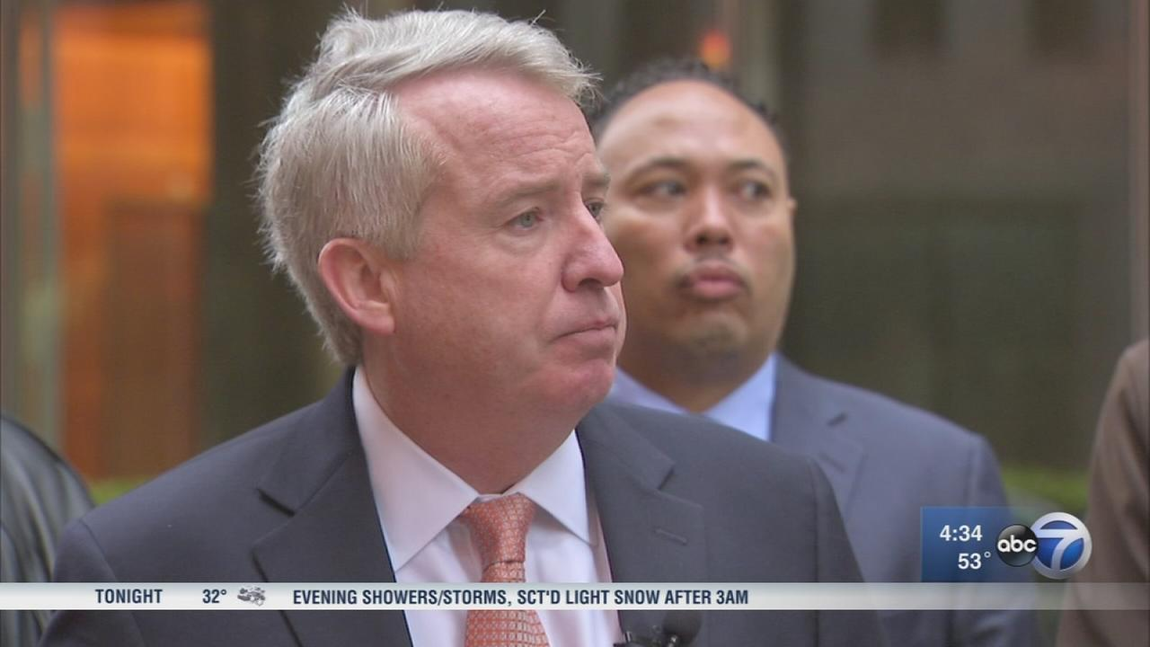 Chris Kennedy backpedals after ?applauding? Rauner