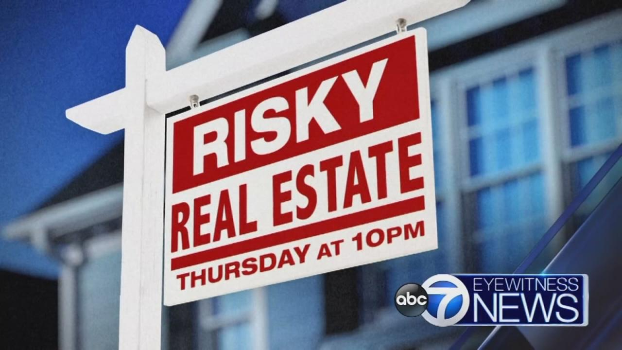 I-Team: Risky Real Estate
