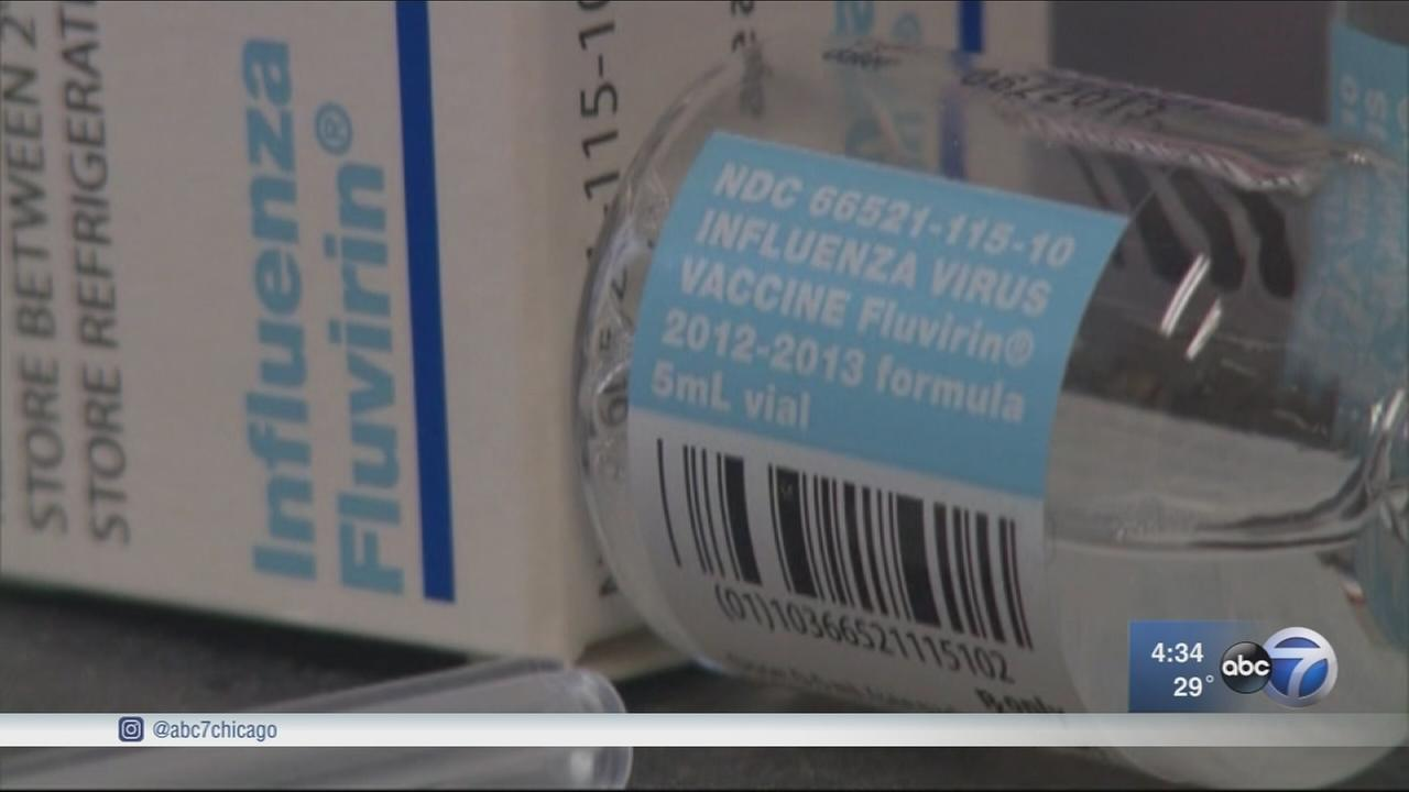 Study confirms flu increases risk of heart attack in elderly