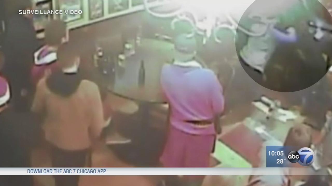 Video released of bar fight allegedly involving off-duty CPD officer