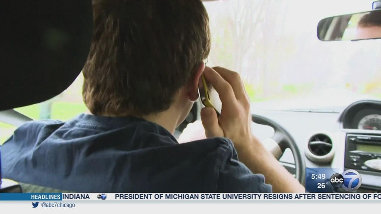 Consumer Reports:Remedies for distracted driving