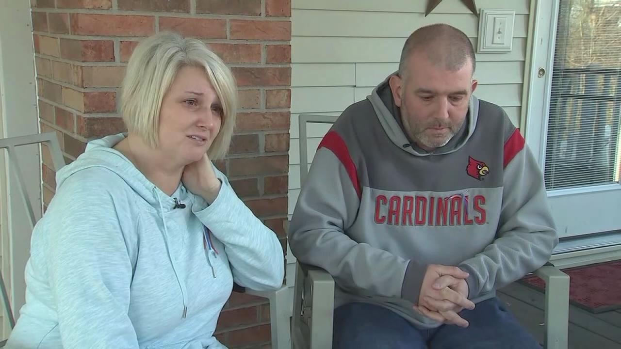 Parents of Kentucky high school shooting victim speak out
