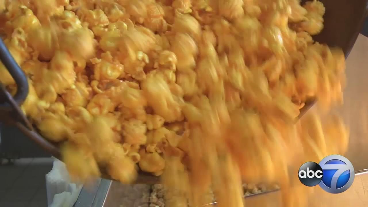 Behind the scenes with Garrett Popcorn Shops